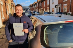 Well done to Péter on passing his driving test today in Banbury!  Stay safe!  Congratulations from Péter and the team at Three Shires Driving Centre Ltd!